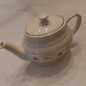 Longaberger Teapot